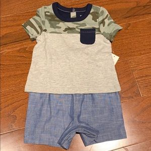 NEW GAP one piece for boys